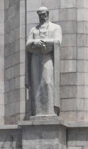 статуя_Татеваци_Ереван